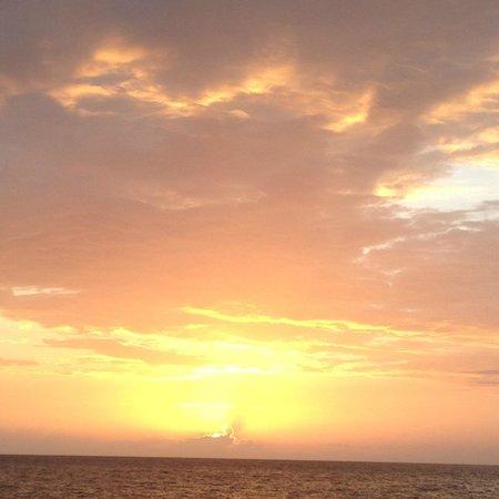 Xtabi Resort: Xtabi sunset