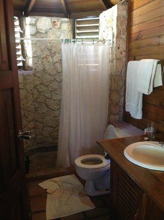 Xtabi Resort: bath, cottage 5