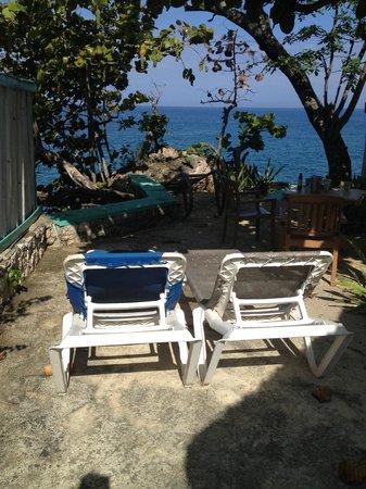 Xtabi Resort: Patio Cottage 5