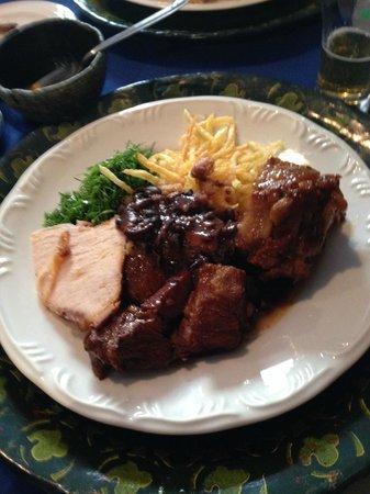 Restaurante Chafariz: muito bom