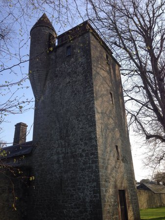 Carton House Hotel & Golf Club : Wall watch tower