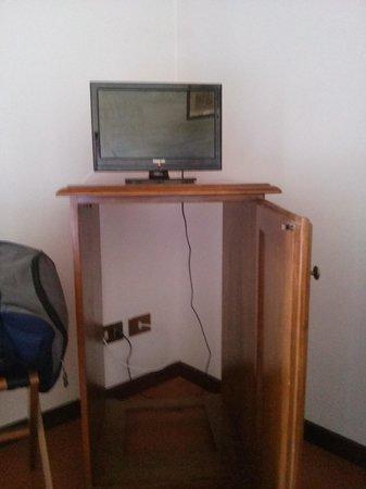 Hotel Villa Montegranelli : tv mobile