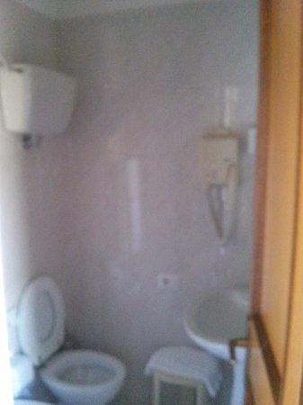 Hotel Villa Montegranelli: bagno
