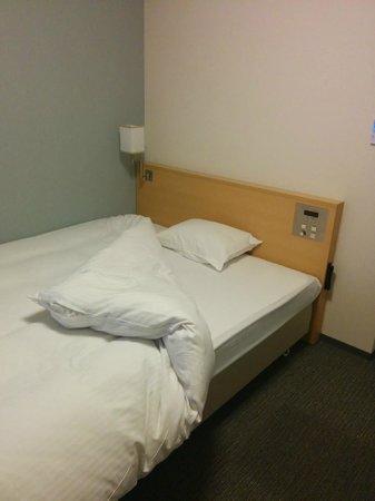 Daiwa Roynet Hotel Tsukuba: Single bed