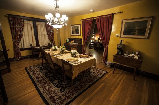 Downtown Historic Bed & Breakfasts of Albuquerque: Дом