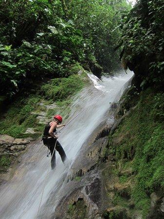 Selva Bananito Lodge: Wasserfalltour