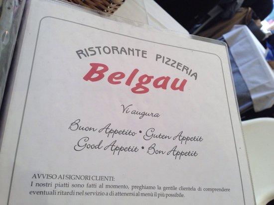Ristorante Pizzeria Belgau : Erste Klasse bei Fischliebhabern ! Restaurant Belgau Caorle !