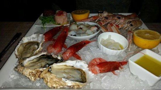 Vecio Macello: Crudo di pesce