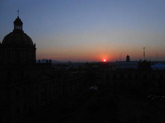 One Guadalajara Centro Historico: Amanecer de Guadalajara