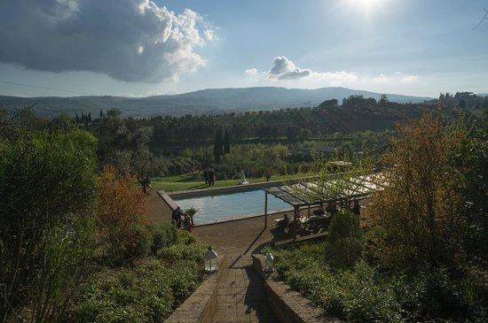 Il Patriarca: View from the Villa
