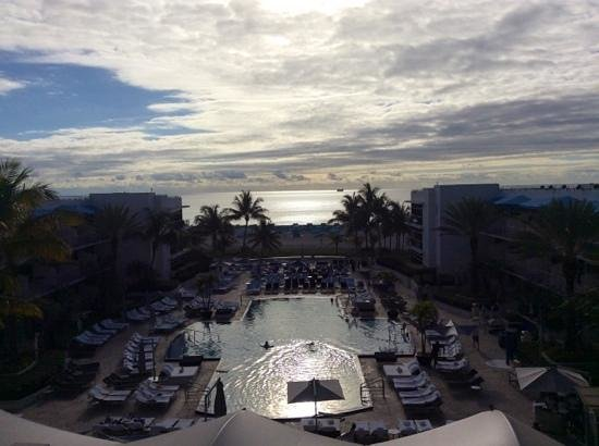 The Ritz-Carlton, South Beach: view from room 532