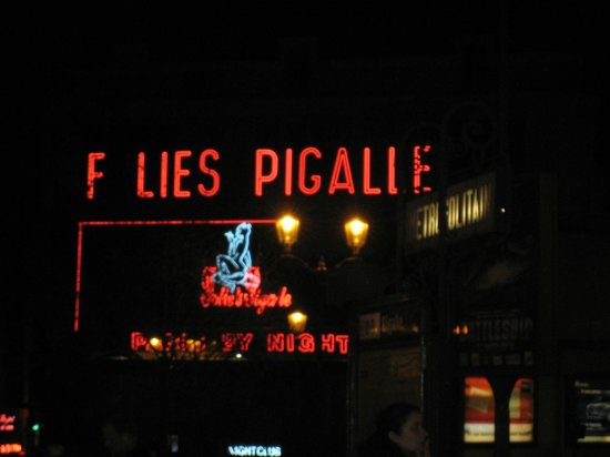 Place Pigalle: pigalle