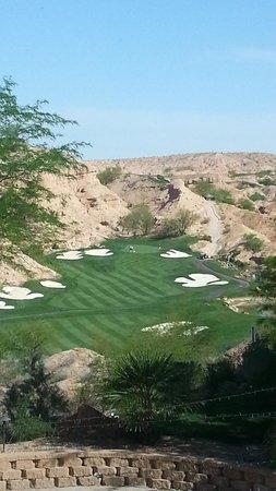 Wolf Creek Golf Club: Hole 1
