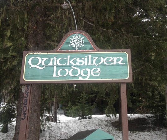 Crystal Mountain Hotels Alpine Inn: Quicksilver 'Motel'