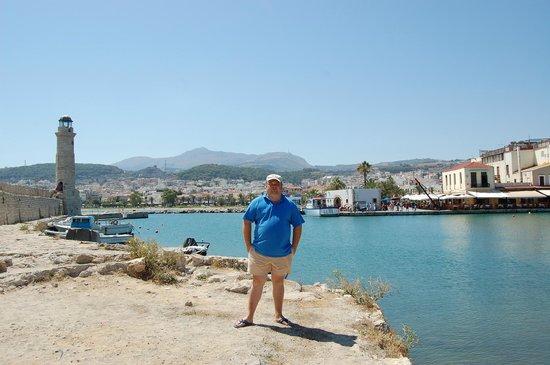 Skaleta, Yunani: посещение столицы острова