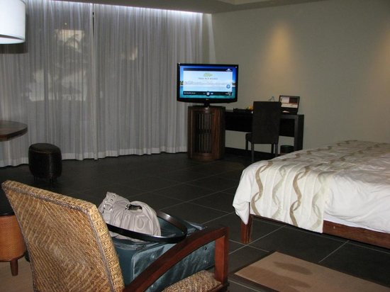 Trou aux Biches Beachcomber Golf Resort & Spa: Encore une vue de la chambre