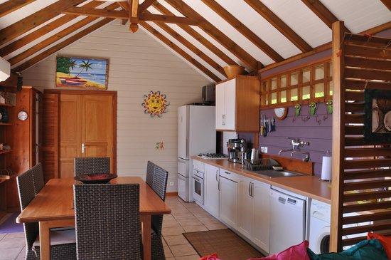 Rochers Caraibes-Eco Village : Gran Kaz 5*****