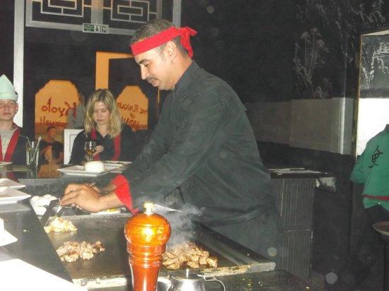 Японский ресторан мастер класс как сделать #1