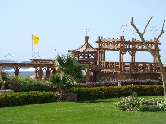Sea Life Resort: Бар на пляже в Sea Life