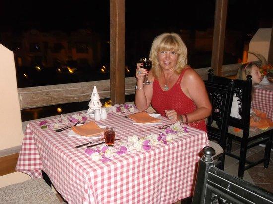 Sea Life Resort: Ресторан El-Divania