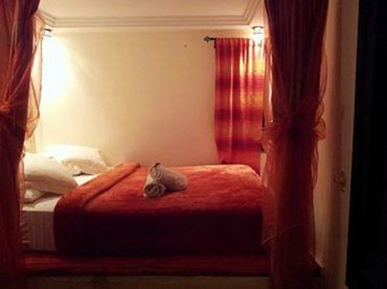 Riad Diana : Terrace room