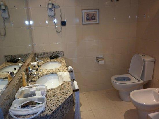 Hotel El Avenida Palace: room 907