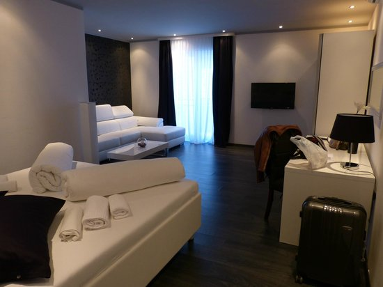 The Suites - Small Luxury Living