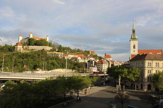 Park Inn Danube Hotel Rybne Namestie    Bratislava