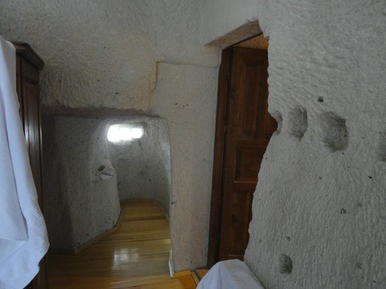 Dervish Cave House: room in a cave :)