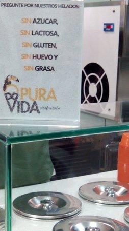 Pura Vida Ice Cream: HELADERIA PURA VIDA