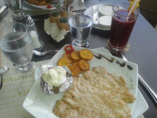 Diez Hotel Categoria Colombia: Hora del almuerzo