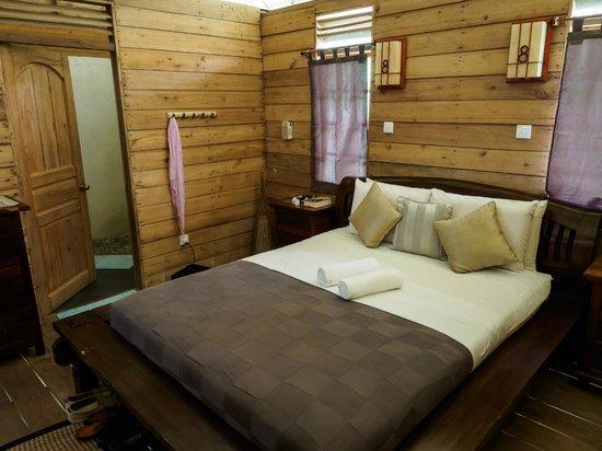 Telunas Resorts - Telunas Beach Resort: Bedroom