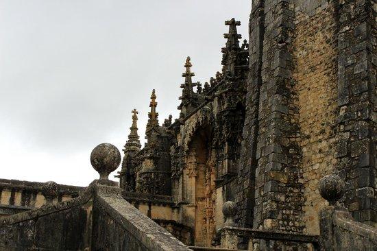 Convento de la Orden de Cristo: particolari