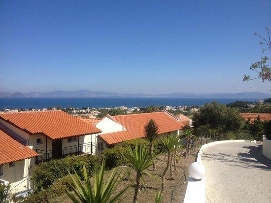 Aegean View Aqua Resort: Awesome views