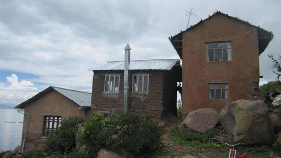 Hospedaje Samary: maison