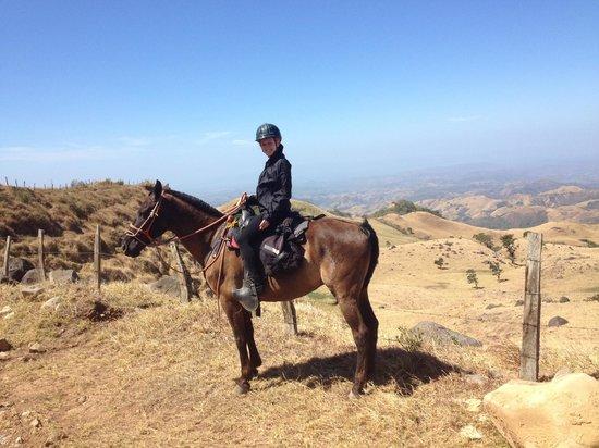 Horse Trek Monteverde - Horseback Riding in Costa Rica : Darwin and I