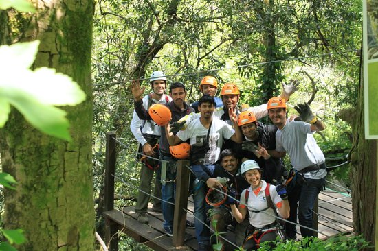 Sintra Canopy Experience