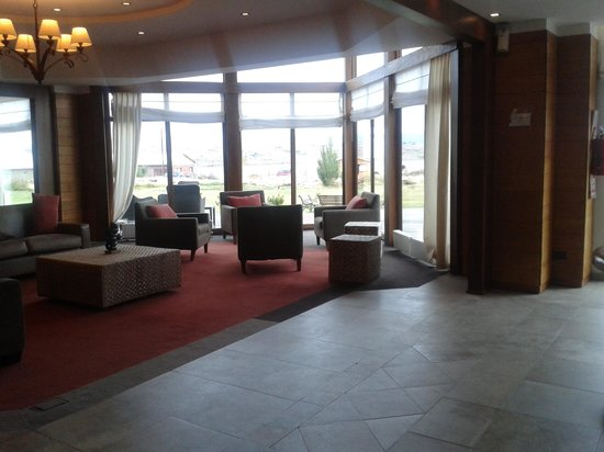 Rochester Hotel Calafate : Living