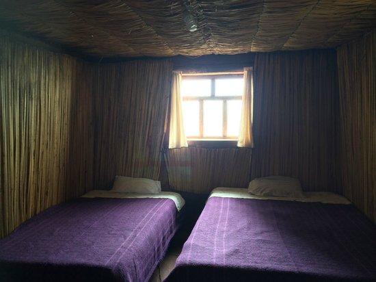Hospedaje Samary: chambre