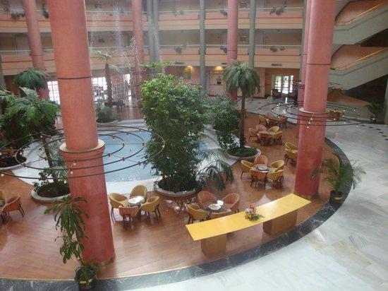 Hotel TRH Alcora: interior