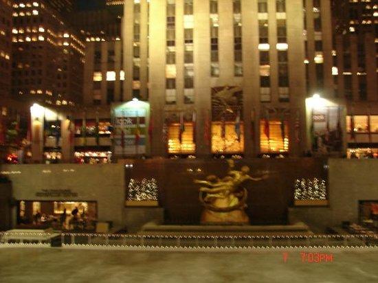 Rockefeller Center: Impresionante