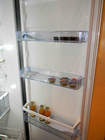 Apartments Justingerweg : The fridge