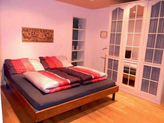 Apartments Justingerweg : Our bedroom