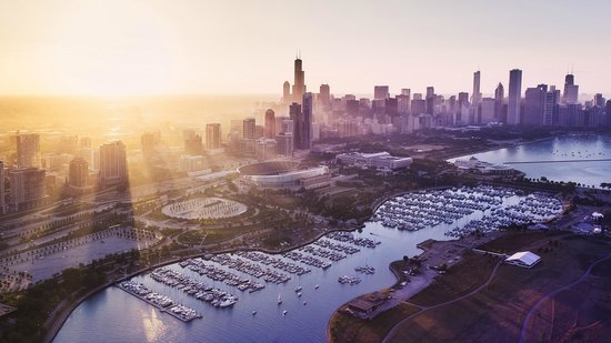 Chicago Helicopter Experience: Sunset Tours