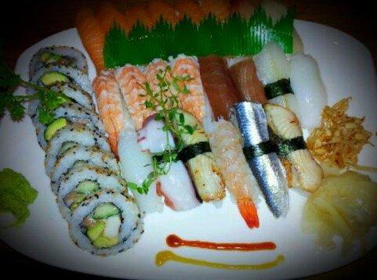 The Sea Street Sushi Bar: Sea street sushi