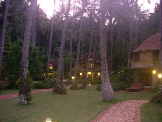 Rayavadee Resort : The pavillions