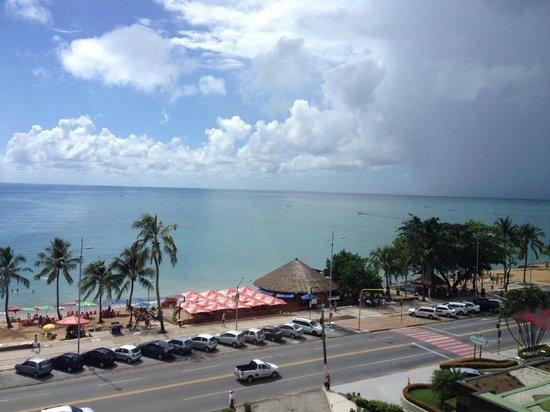 Maceio Mar Hotel: Vista do quarto