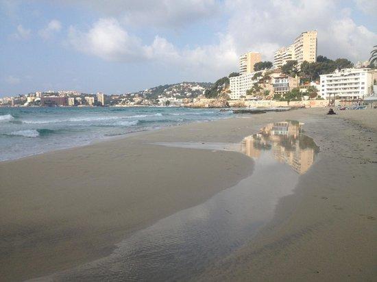 Hotel Nixe Palace: Beach