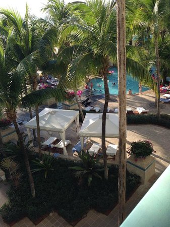 The Westin Grand Cayman Seven Mile Beach Resort & Spa: Pool area