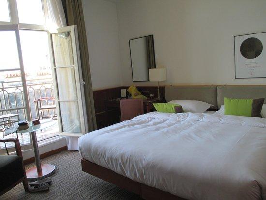 K+K Hotel Cayre: comfy bed
